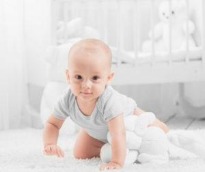 Baby ontwikkeling