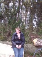 gastouder Hanneke op de boerderij Woudenberg
